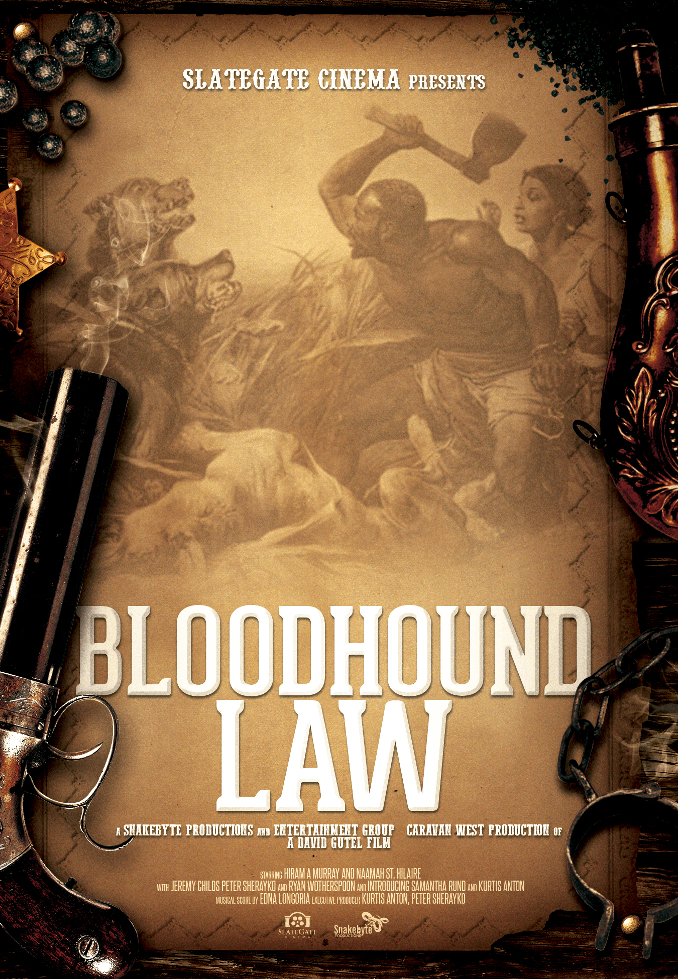 Bloodhound Law Poster
