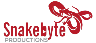 Snakebyte Productions, Film Services & Executive Production - Logo
