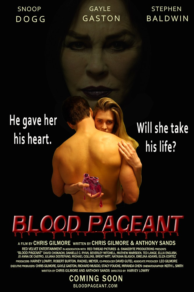 Blood Pageant Poster